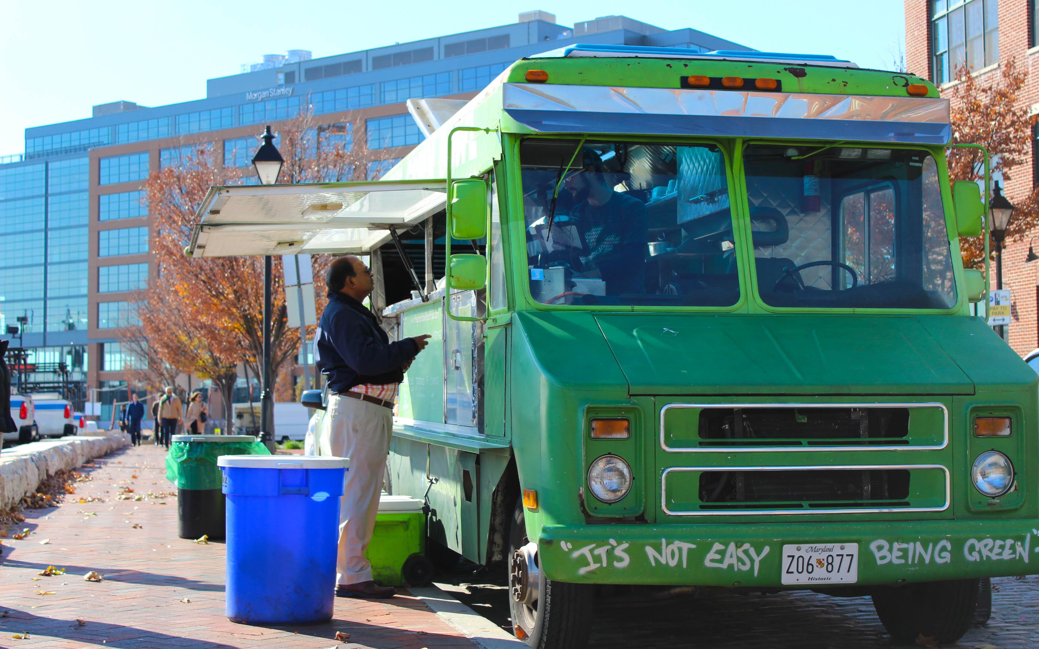 Food Trucks In Baltimore