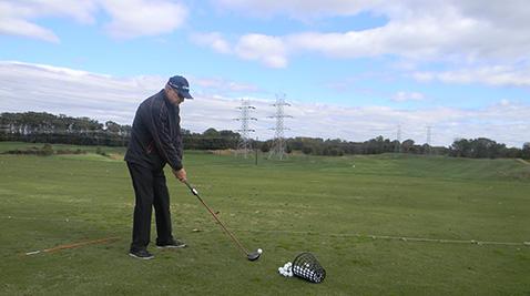 Swing Away Keith!