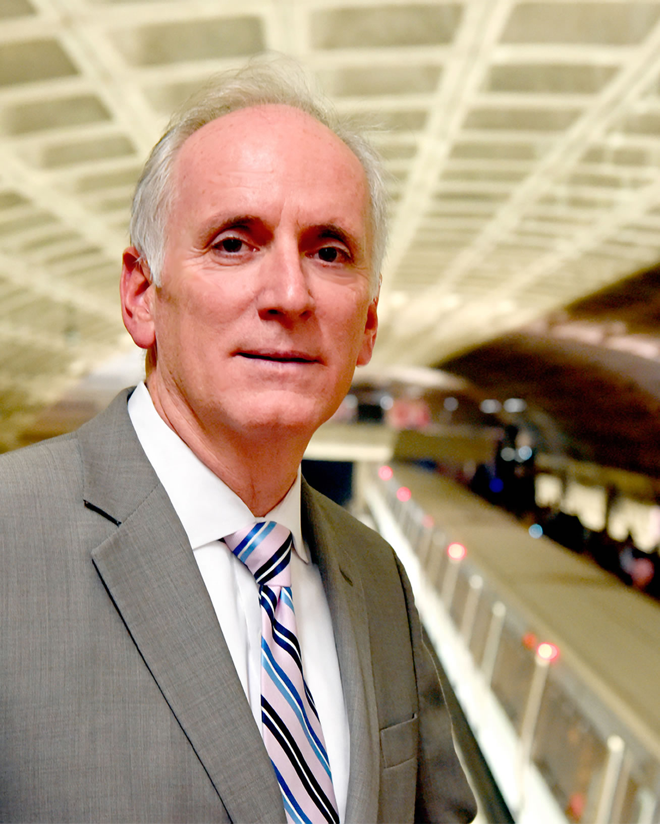 Paul Wiedefeld has been the general manager of the Washington Metropolitan Area Transit Authority since November (WMATA Photo).