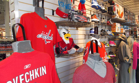 The Window Display of the Modells in Greenbelt