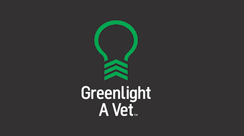 """Walmart shows its appreciation to veterans with its """"Greenlight A Vet """"campaign. Photo courtesy of Walmart."""