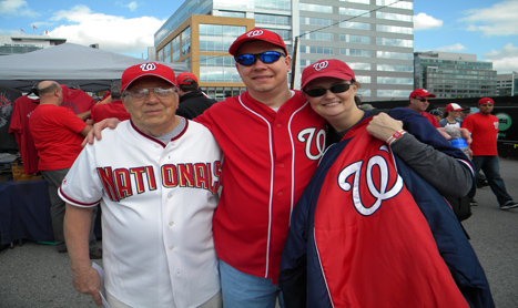 "Washington Nationals: The ""Second"" Home Team – CNS Maryland"