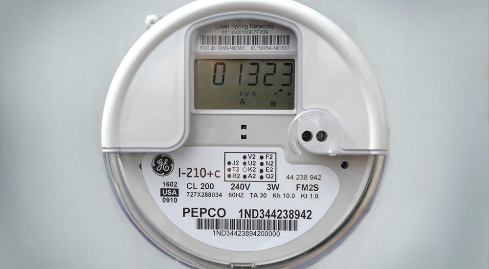 pepco-smart-meter