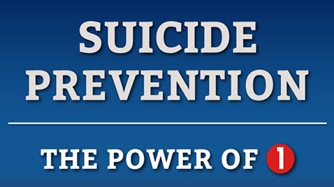 The DOD and the VA are collaborating for September's Suicide Prevention Month to bring awareness to veterans and their loved ones. Picture courtesy from the United State Department of Defense.