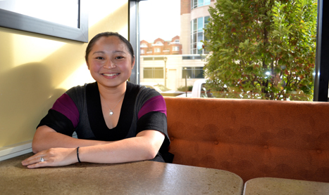 Thu Nguyem, 32, emigrated from Vietnam with her family when she was 3 years old. She attended Wellesley College in Massachusetts and became a teacher.