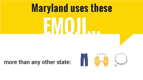 maryland uses these emoji