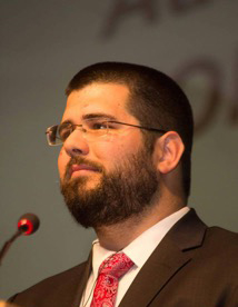 At 25, Maryland-born Matthew Heimbach's profile as a racial provocateur is on the rise. Photo courtesy Matthew Heimbach.