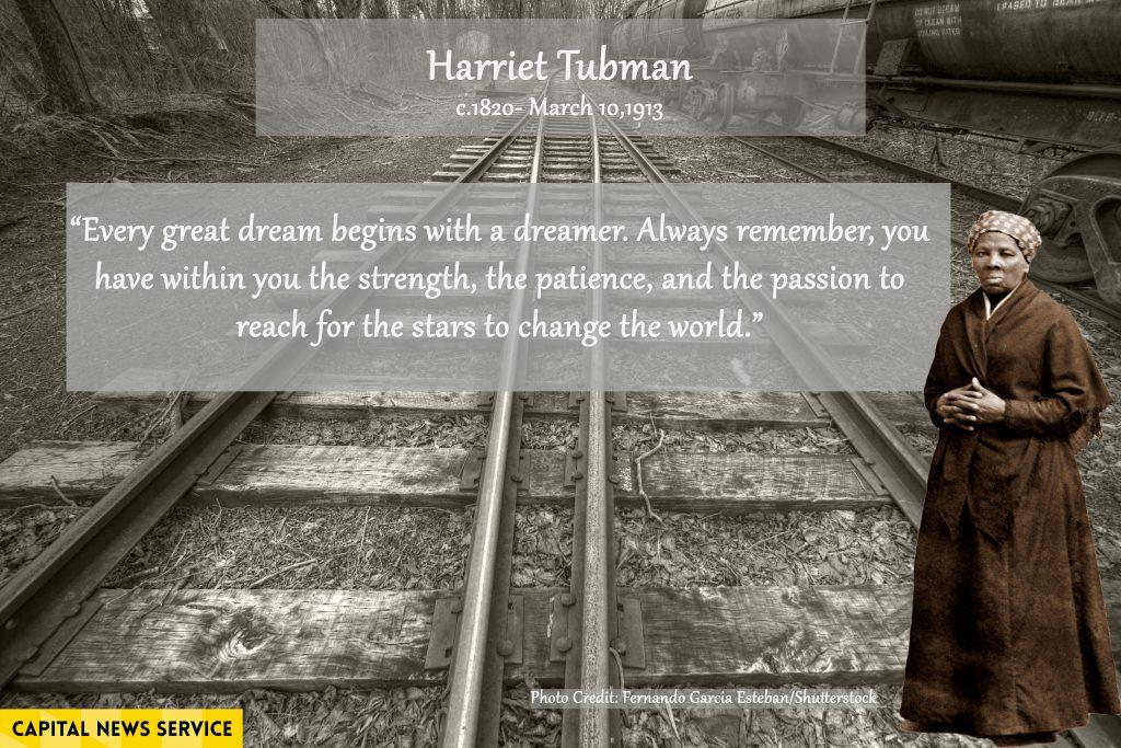 what did harriet tubman accomplish
