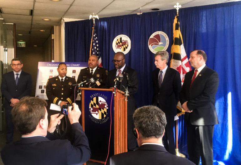 Prison Gang Drug Investigation Nets 26 Including Guards Cns Maryland
