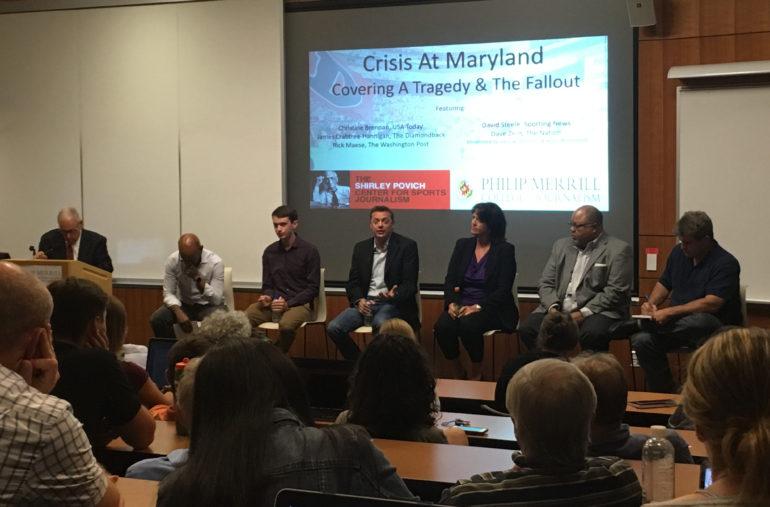 Veteran columnist: McNair case will force University of Maryland