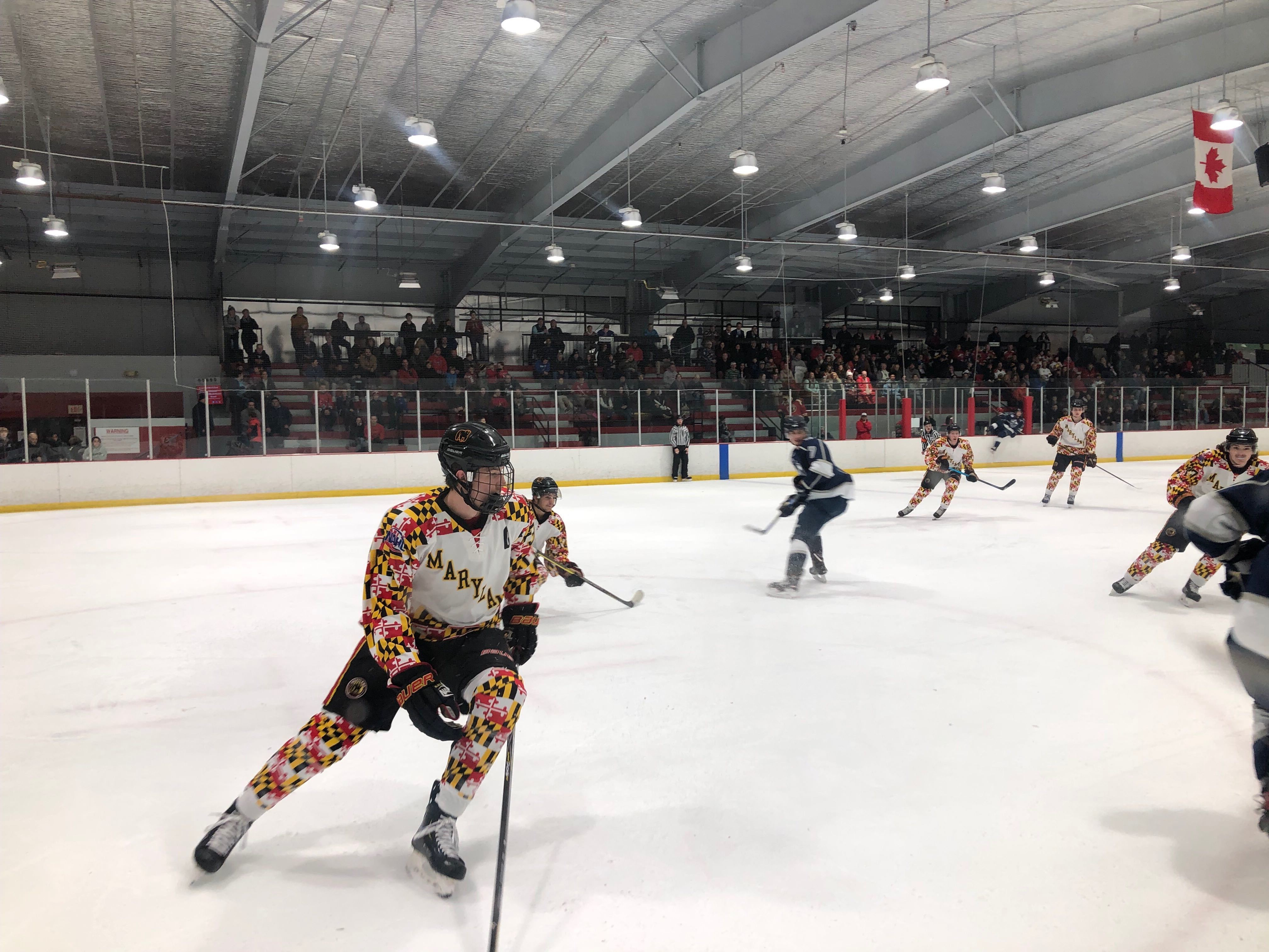 Md S First Junior Hockey Team Offers A Pathway To College Cns