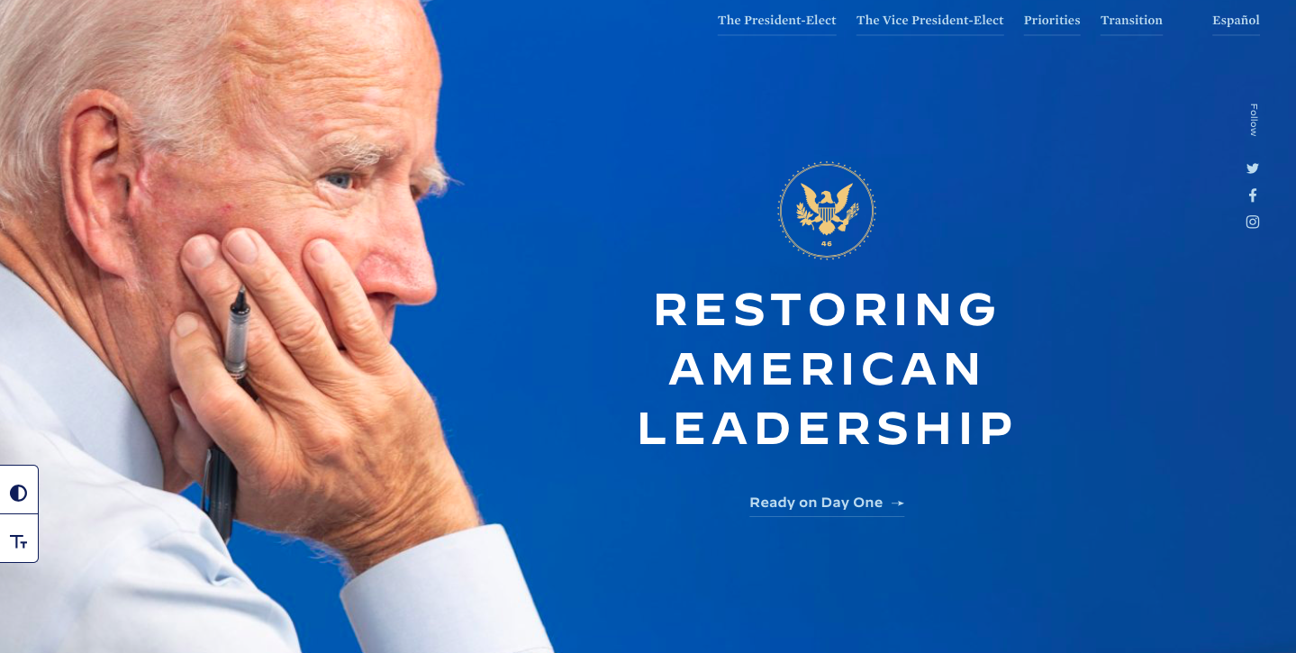 Biden Readies Sweeping Policy Shifts On Covid Economy Immigration And More Cns Maryland