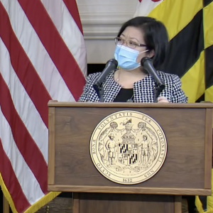 Dr. Jinlene Chan, the acting Deputy Secretary for Public Health details Maryland's phased COVID-19 vaccine distribution plan.