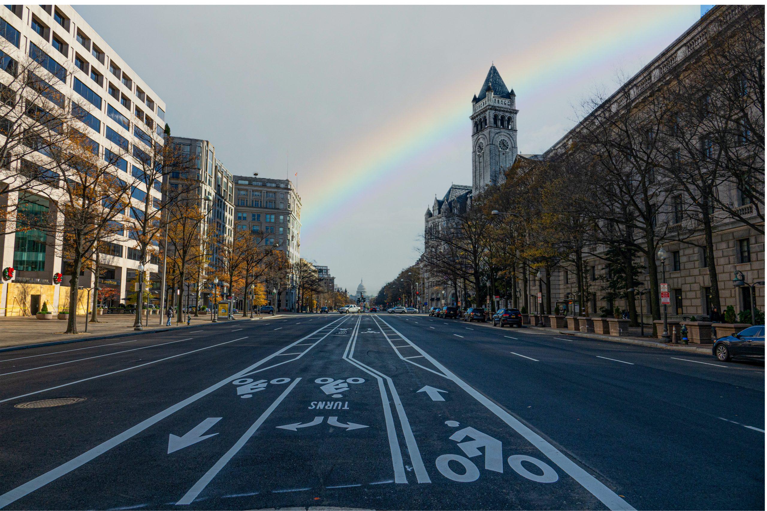 Rainbow dc